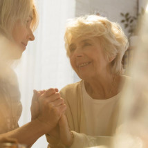 Image for Post - Caring for a Parent with Dementia at Home